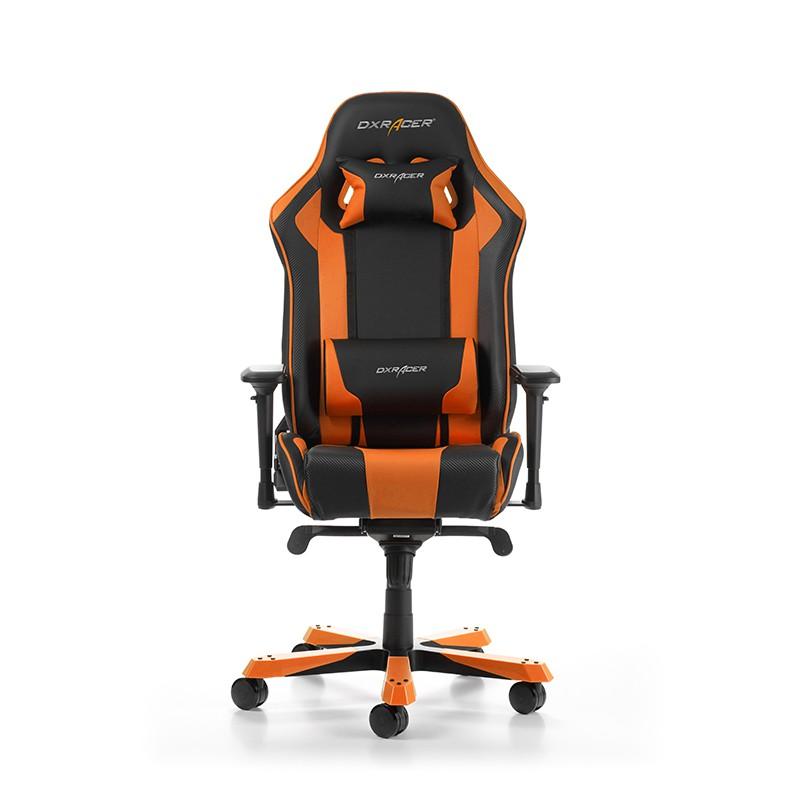 DXRACER KING SERIES K06-NO oranžinė ergonominė kėdė