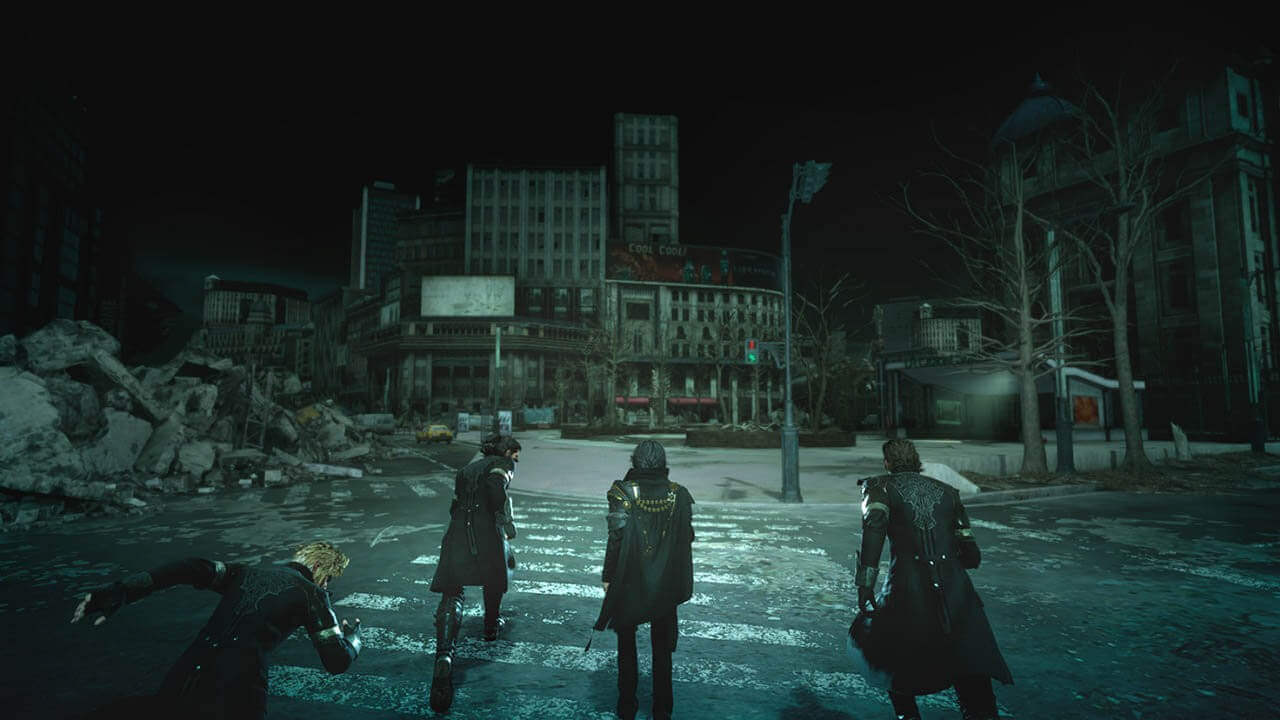 Final Fantasy XV: Day One Edition