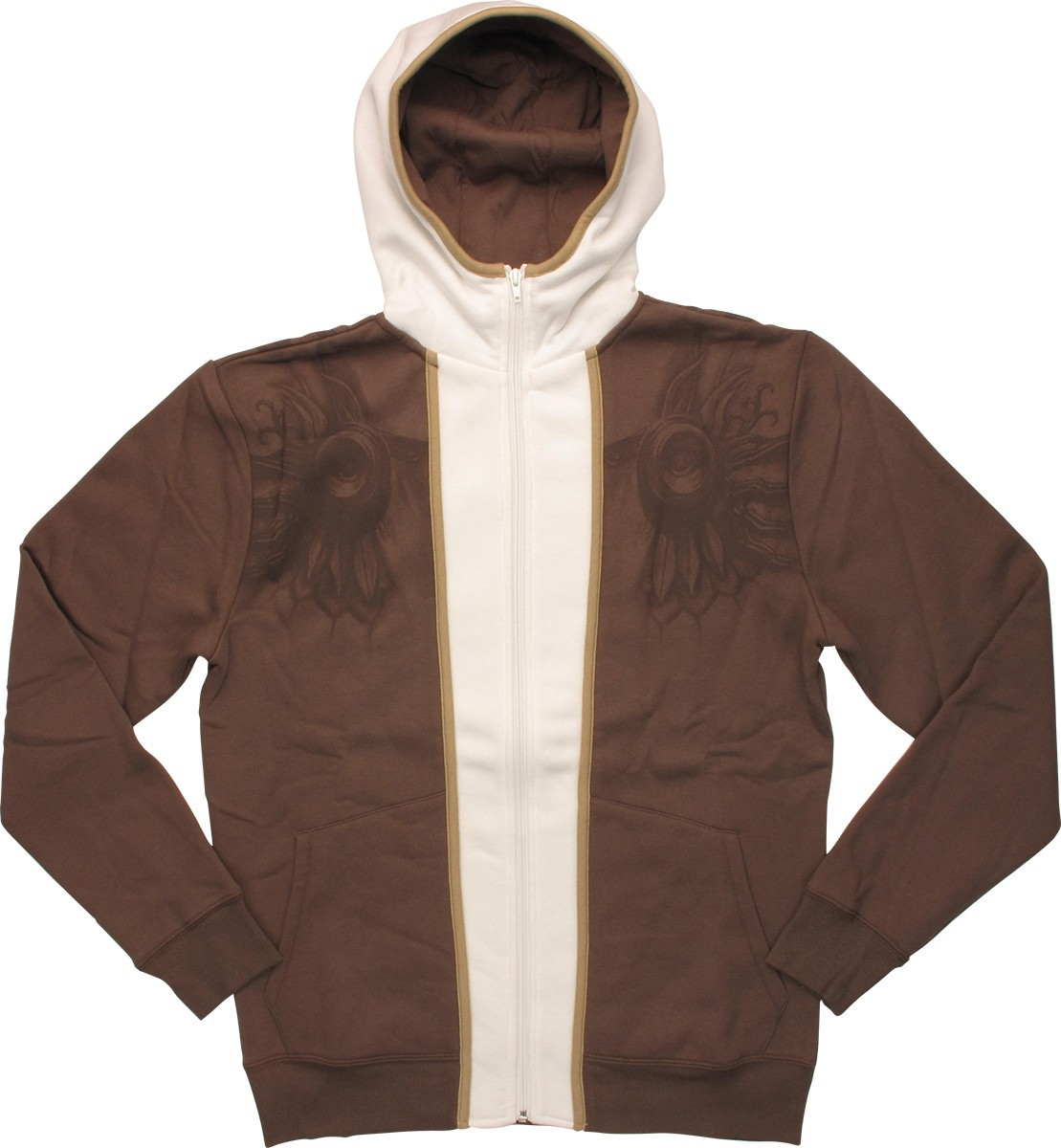 Diablo III Men's Tyrael Premium Zip-Up Hoodie (large)