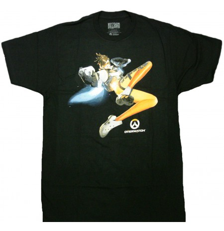 Overwatch The Cavalry's Here T-Shirt (Small)