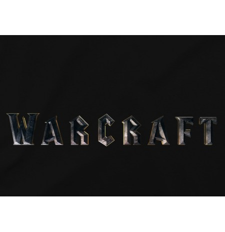 Warcraft Movie Warcraft Logo Premium T-Shirt (Small)
