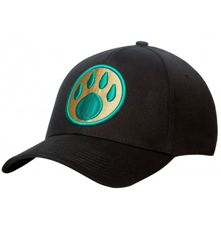 World of Warcraft Monk Paw Logo Hat L/Xl