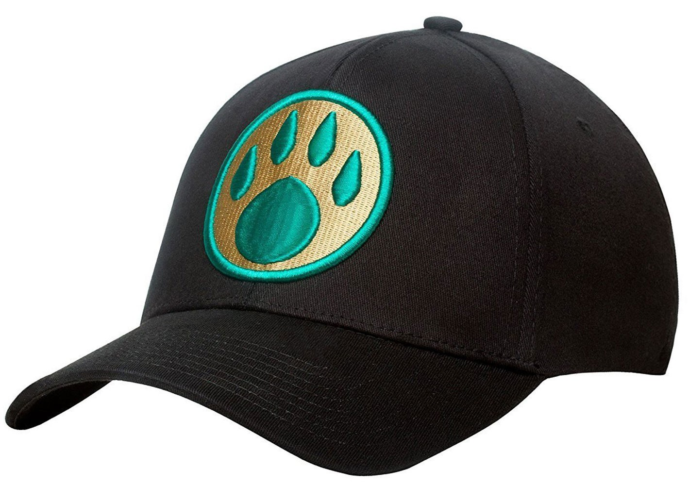 World of Warcraft Monk Paw Logo Hat L/Xl