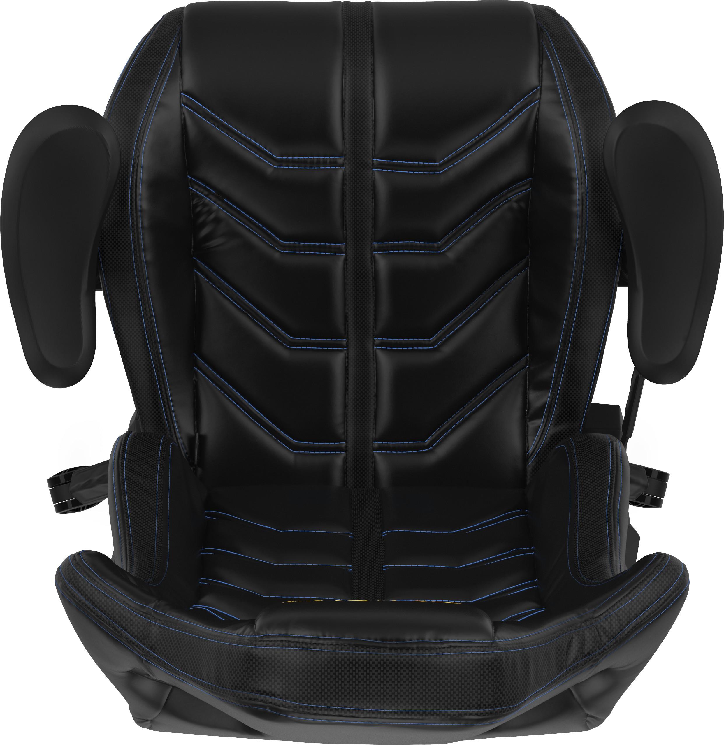GAMDIAS APHRODITE MF1 L juoda-mėlyna ergonominė kėdė