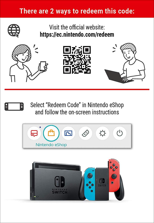 Nintendo Switch Online Membership - 12 Months