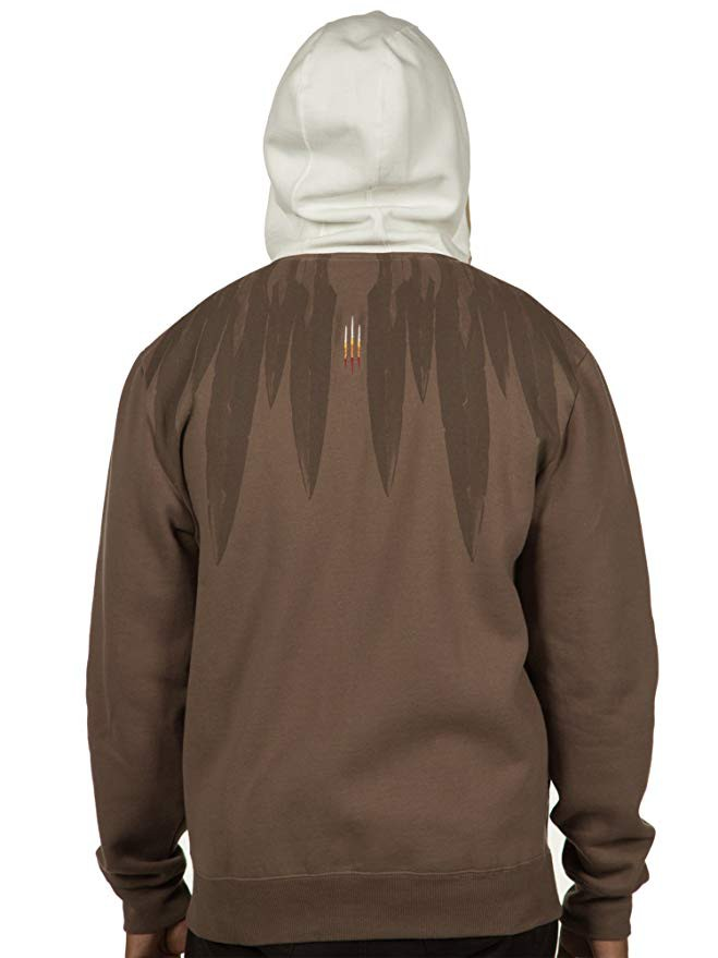 Diablo III Men's Tyrael Premium Zip-Up džemperis (Medium)