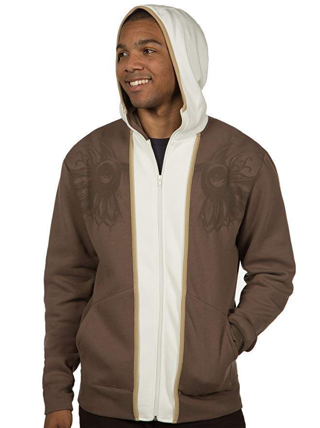 Diablo III Men's Tyrael Premium Zip-Up džemperis (Large)