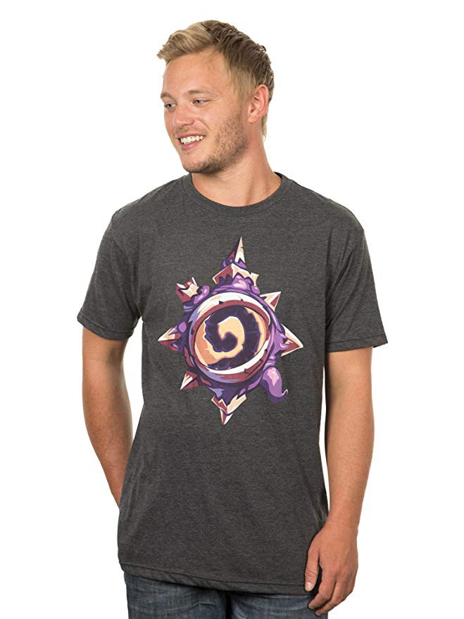 Hearthstone Eye of the Old Gods T-Shirt (Large)