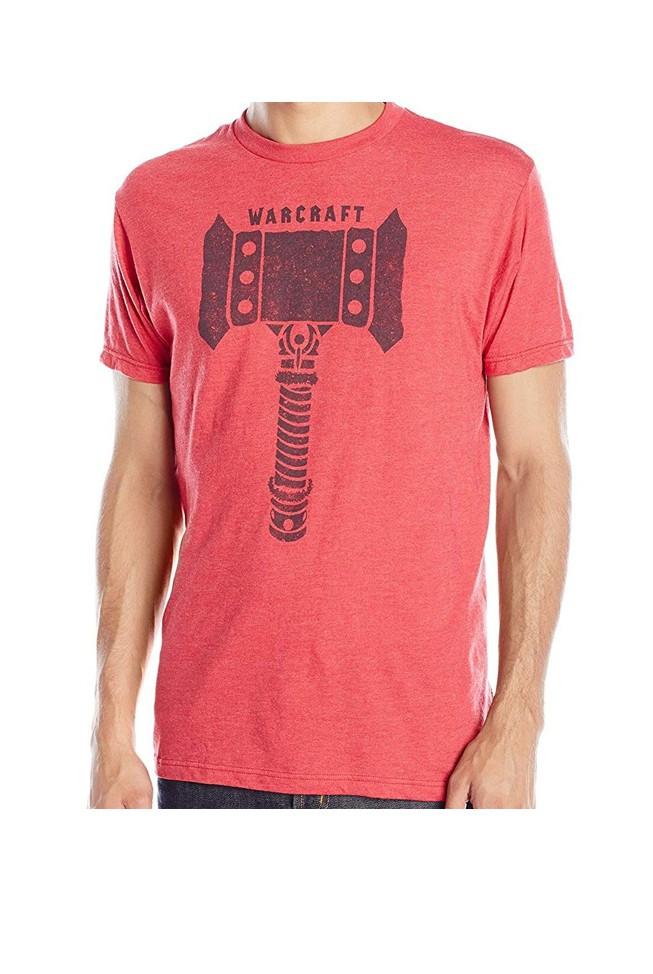 Warcraft Doomhammer Premium T-Shirt (Large)
