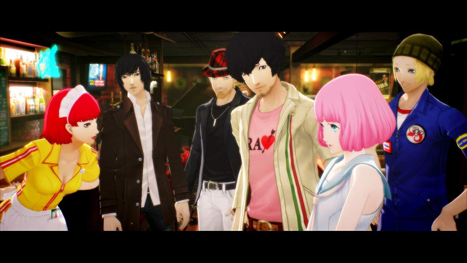 Catherine: Full Body Limited Edition