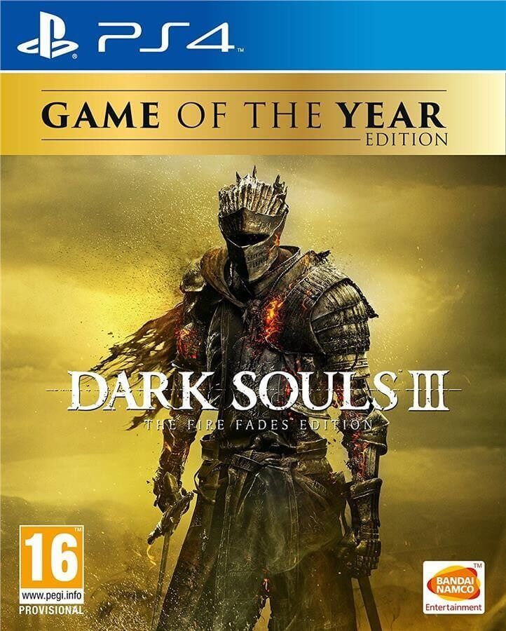 Dark Souls 3: The Fire Fades GOTY Edition PS4