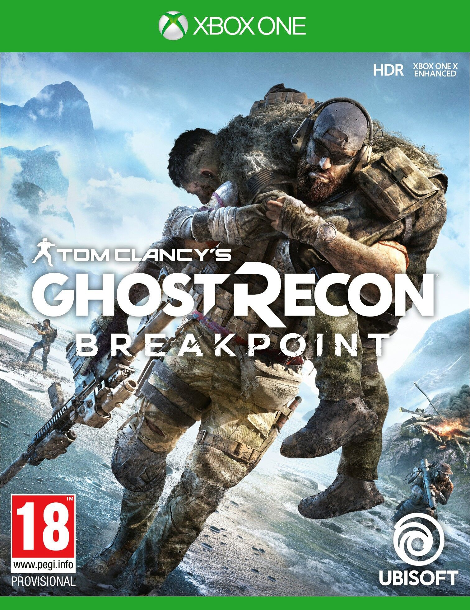 Tom Clancy's Ghost Recon Breakpoint
