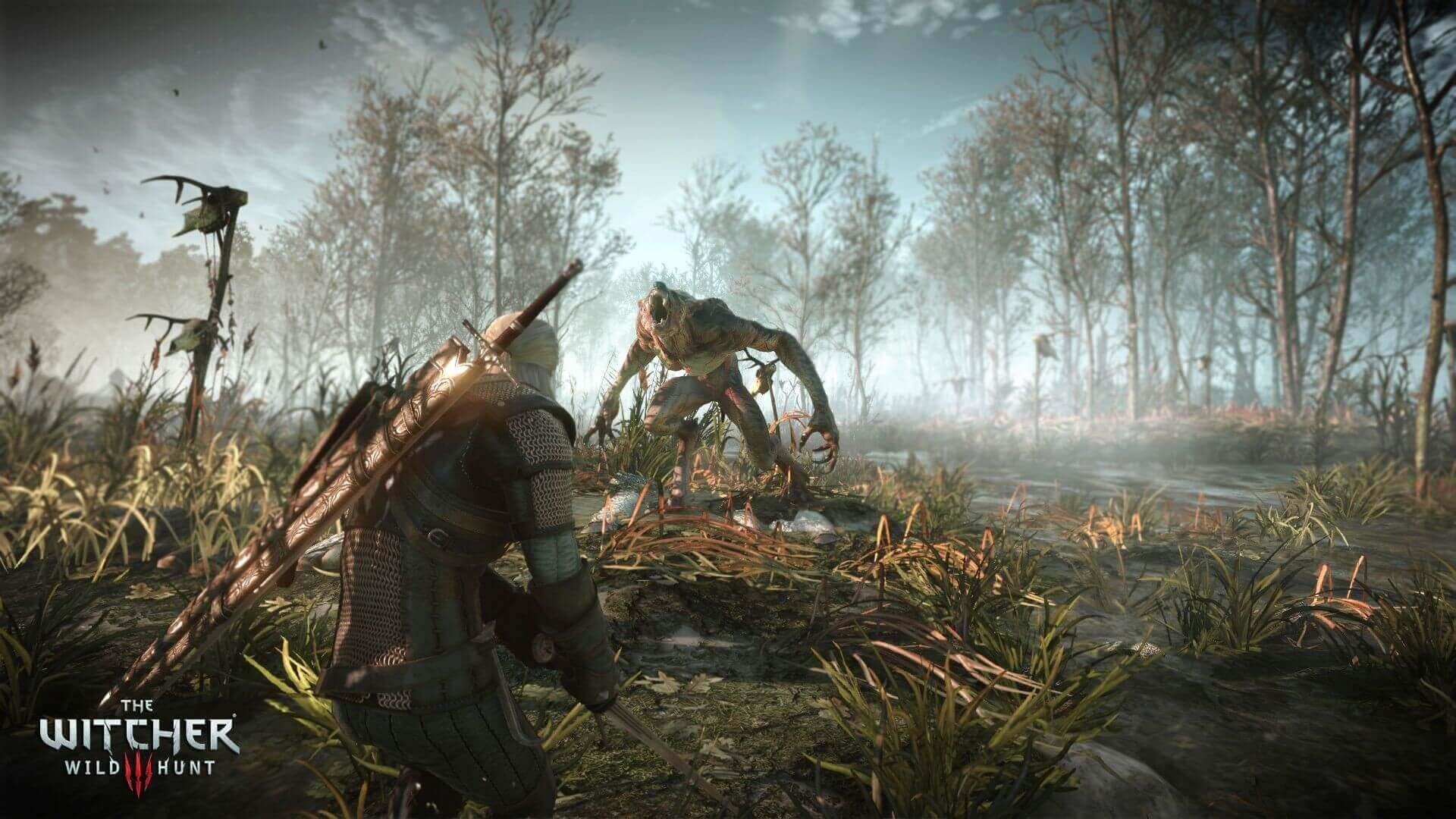 The Witcher 3: Wild Hunt GOTY