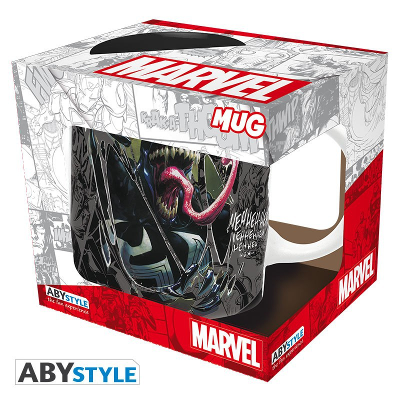 MARVEL Venom 320 ml puodukas