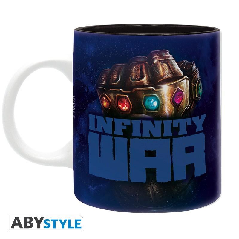 MARVEL Infinity War -  320 ml mug