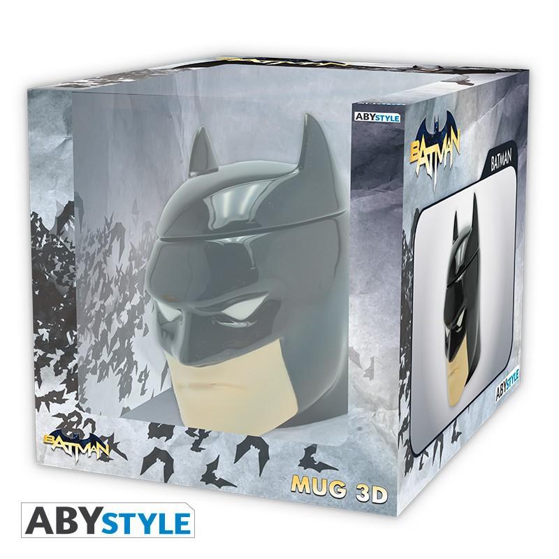 DC Comics BATMAN 3D Mug