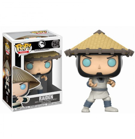 MORTAL KOMBAT - POP Vinyl 254 Raiden 9cm