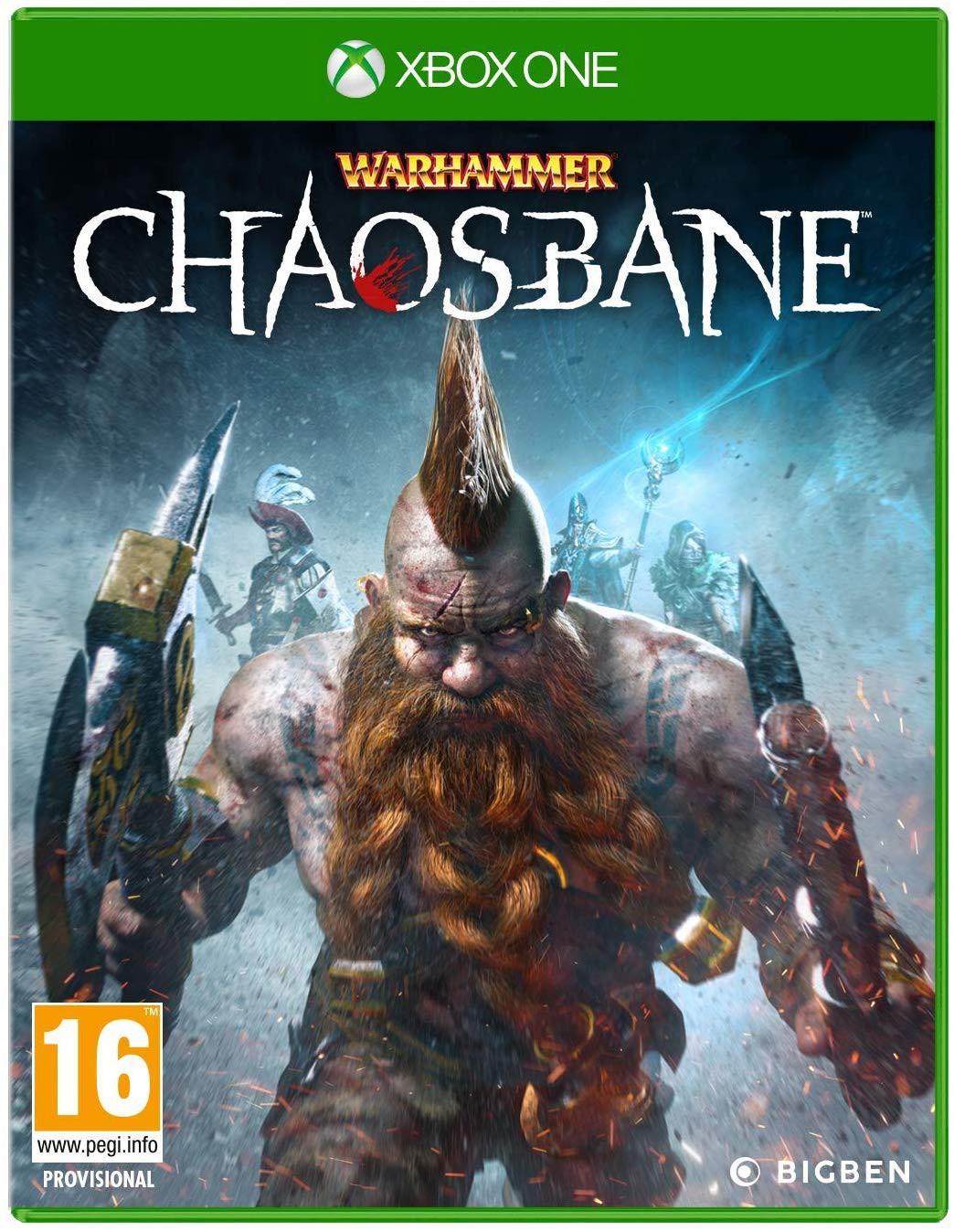 Warhammer: Chaosbane XBOX ONE