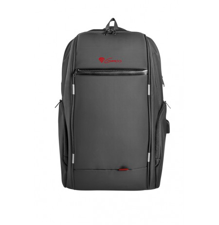 "LAPTOP BACKPACK GENESIS PALLAD 400 BLACK 15,6""/17,3"""