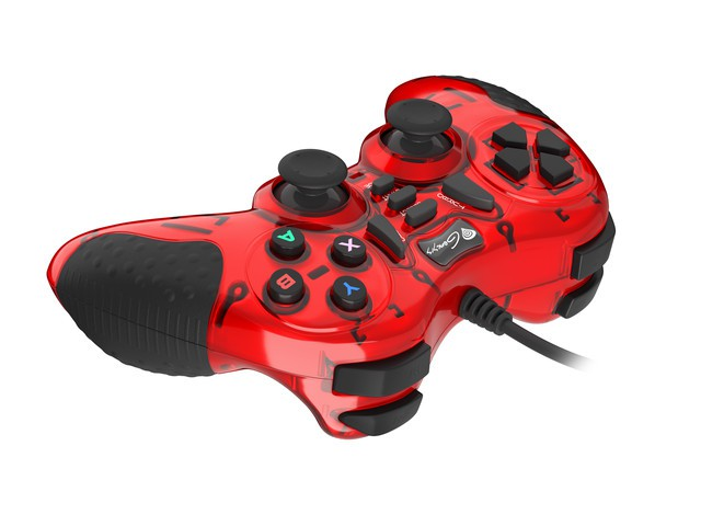 GENESIS MANGAN 200 WIRED GAMEPAD FOR PC