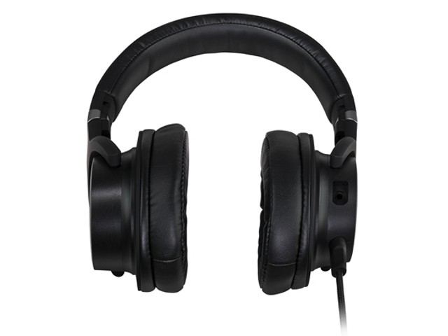 COOLER MASTER MH752 black wired headphones 7.1 | 3.5mm / USB