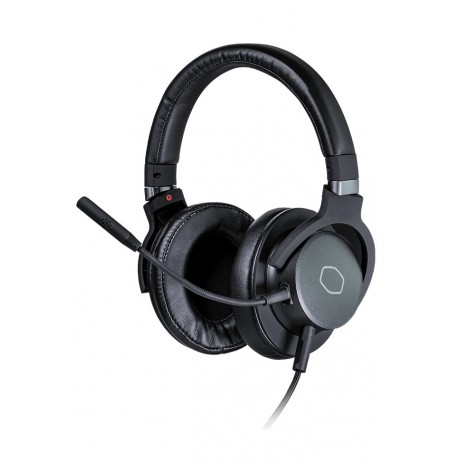 COOLERMASTER MH752 black wired headphones 7.1 | 3.5mm/USB