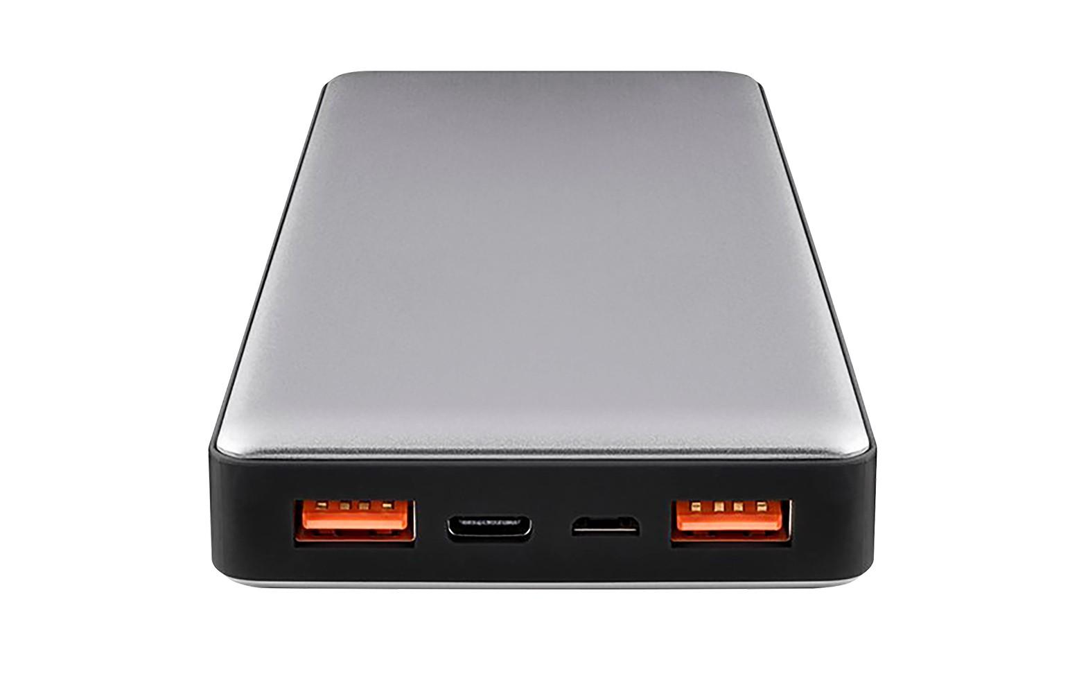 Goobay 10000mAh Įkroviklis-akumuliatorius (Power Bank)  USB/USB-C