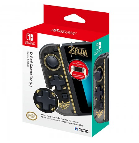 HORI D-pad Joy-Con Left Zelda Version for Nintendo Switch