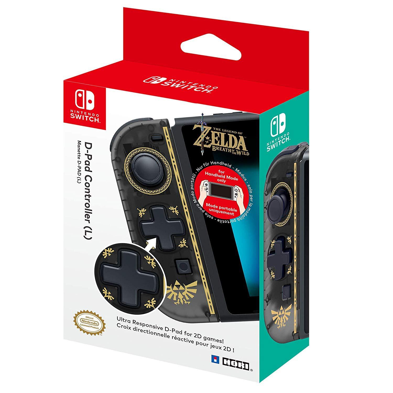 HORI D-pad Joy-Con Left Zelda Version for Nintendo Switch
