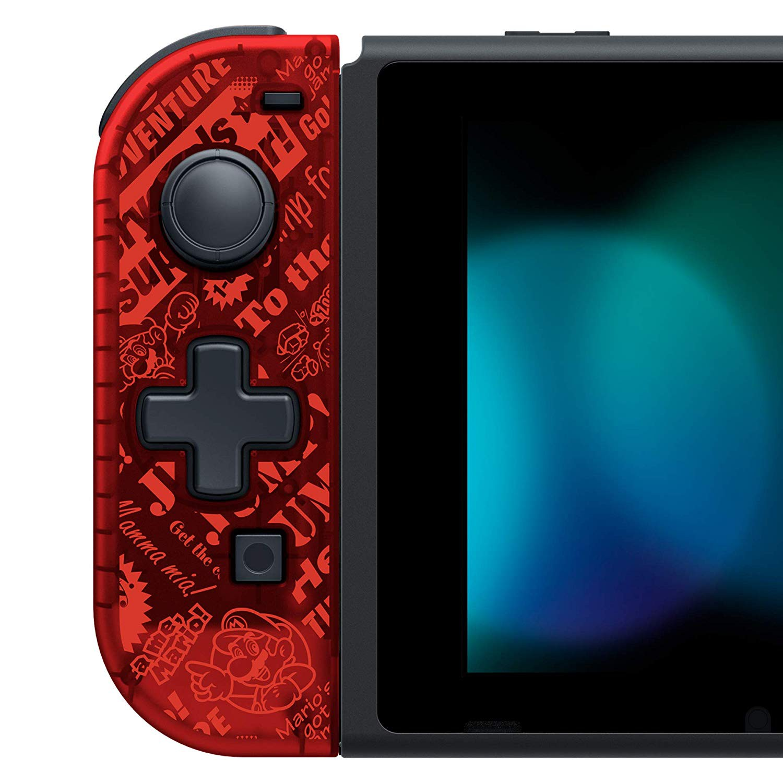 HORI D-pad Joy-Con Left Mario Version for Nintendo Switch