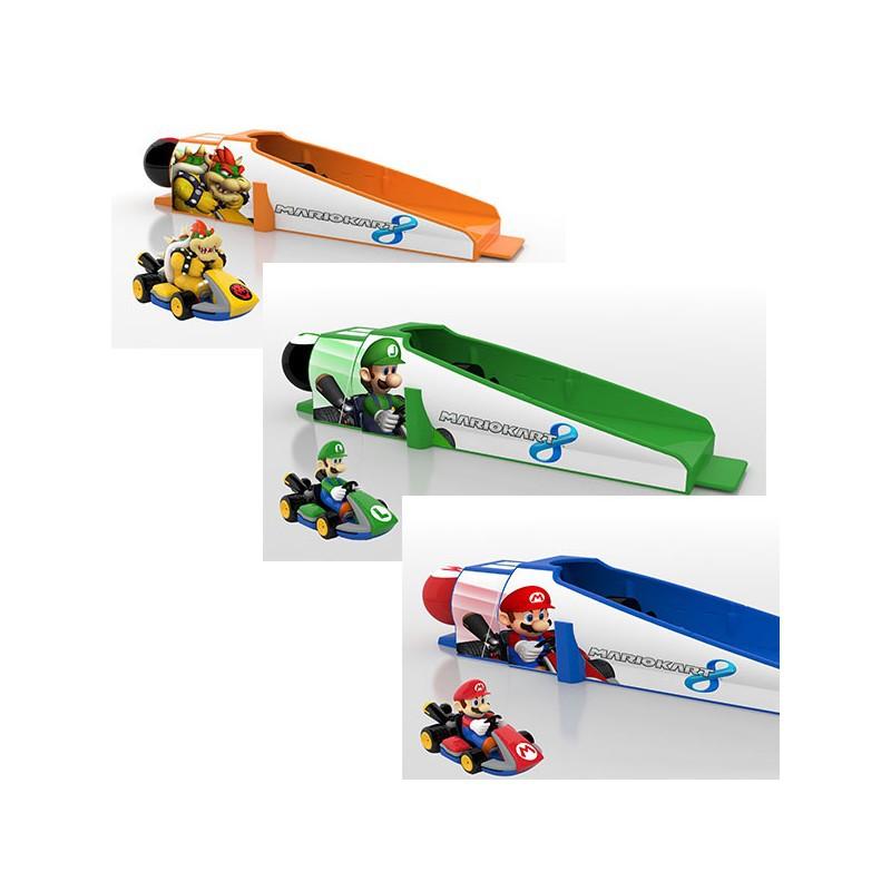 Nintendo Pull Back Racer Nintendo + Launcher | 7cm