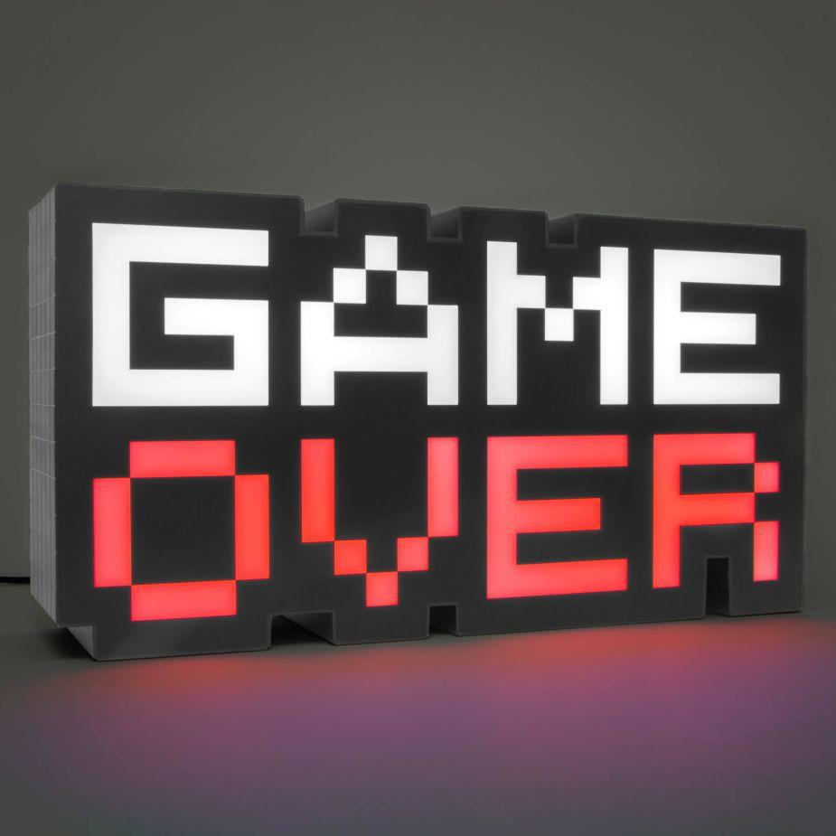 Game Over lempa