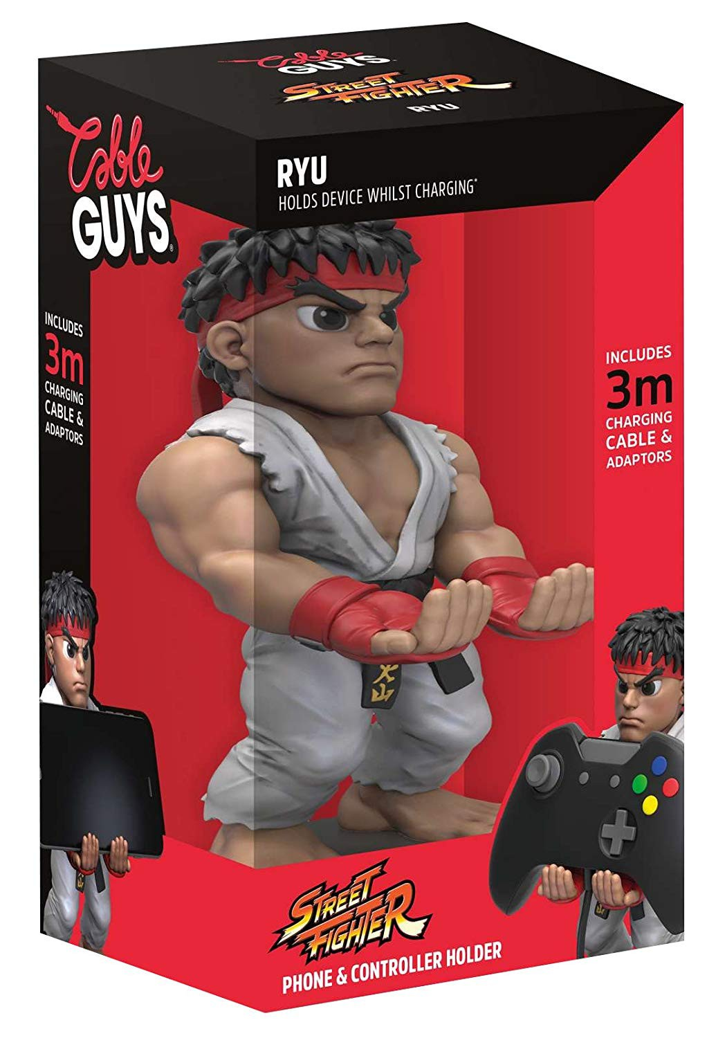 Street Fighter Ryu Cable Guy stand