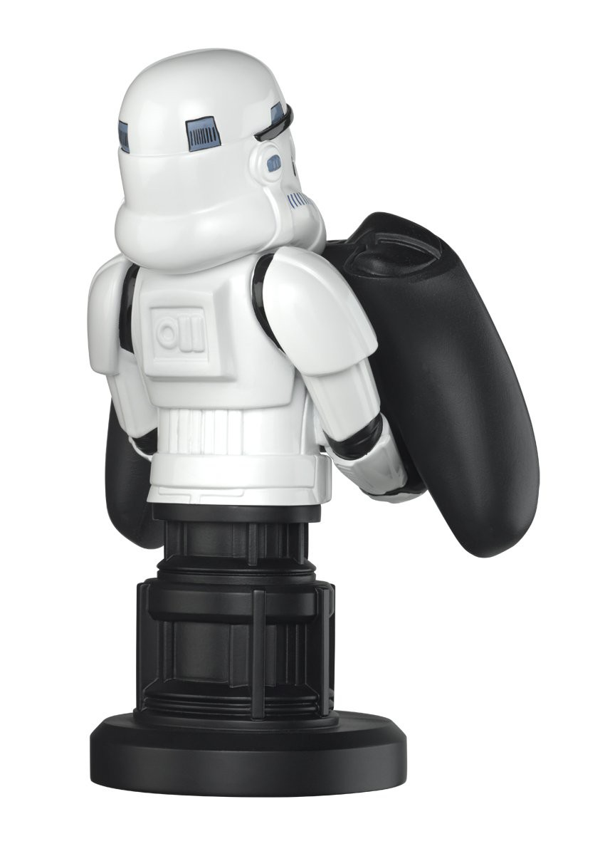 Star Wars Stormtrooper Cable Guy stand