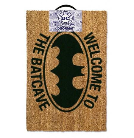 Batman (Welcome To The Batcave) durų kilimėlis  60x40cm