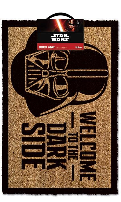 Star Wars (Welcome To The Darkside) doormat | 60x40cm