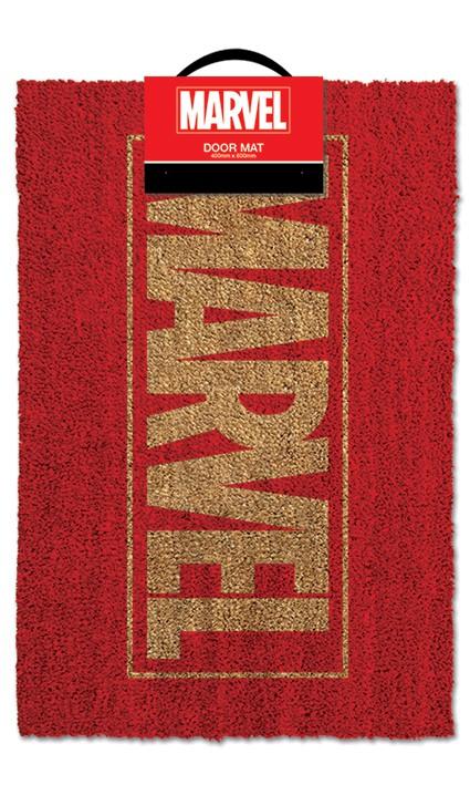 Marvel LOGO doormat | 60x40cm