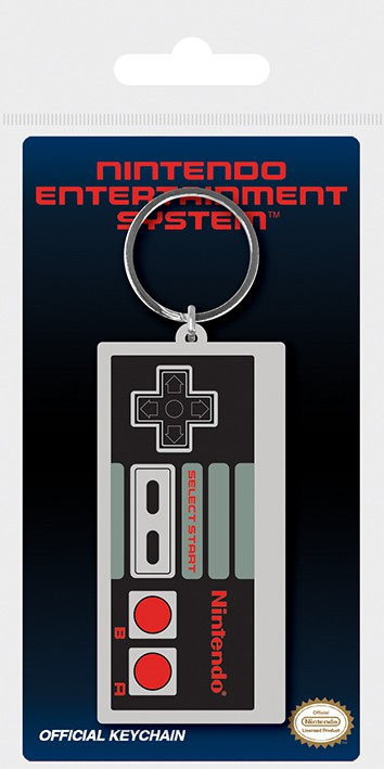 Nintendo (NES Controller) guminis pakabukas