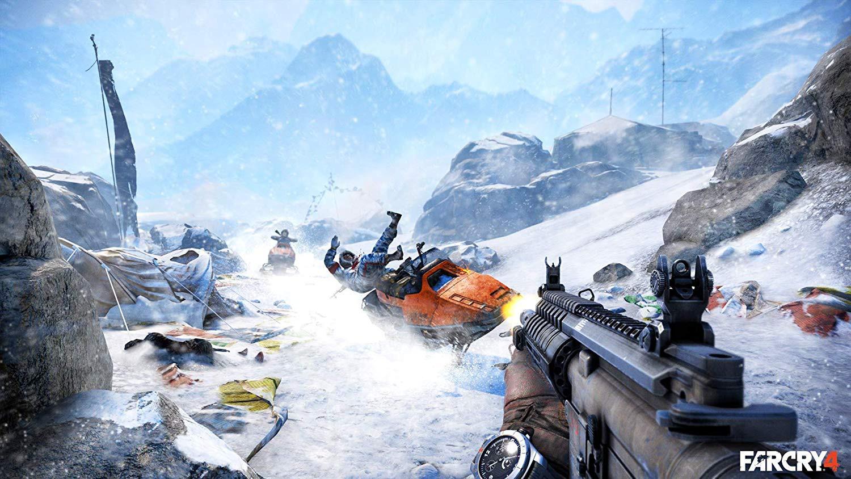Far Cry 4 + Far Cry 5