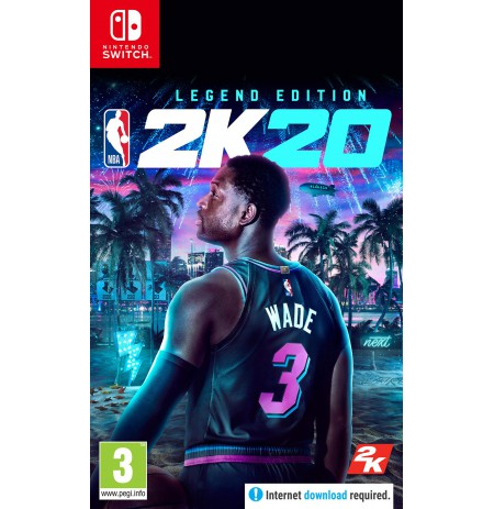 NBA 2K20 Legendary Edition + Preorder bonus