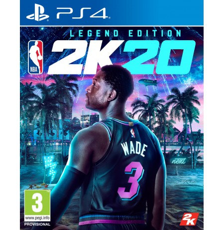 NBA 2K20 Legend Edition + Preorder bonus