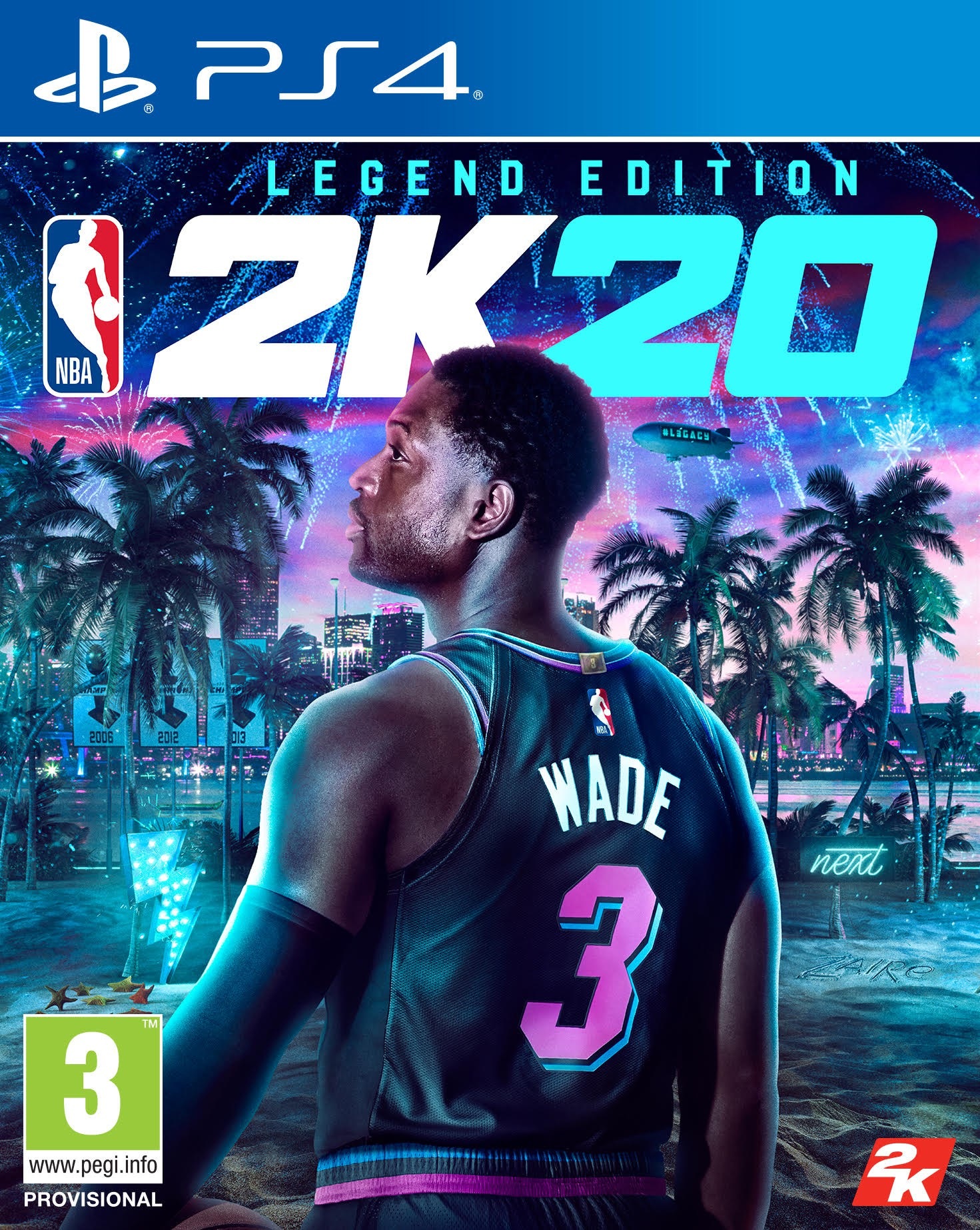 NBA 2K20 Legend Edition + Preorder bonus