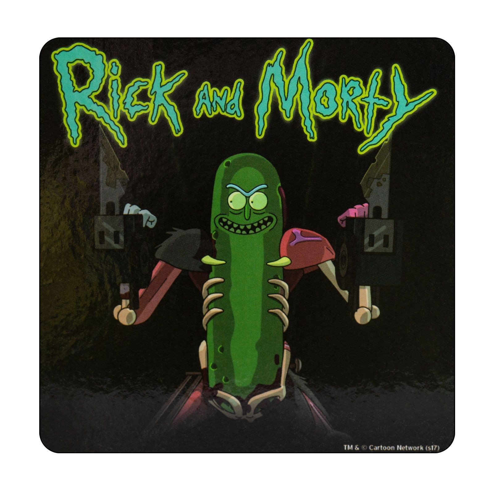 Rick and Morty (Pickle Rick) set