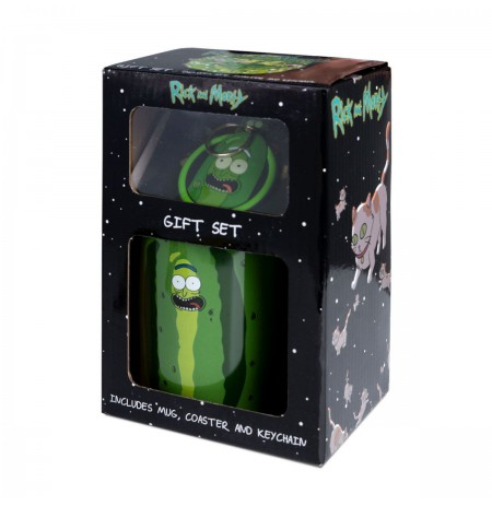 Rick and Morty (Pickle Rick) rinkinys