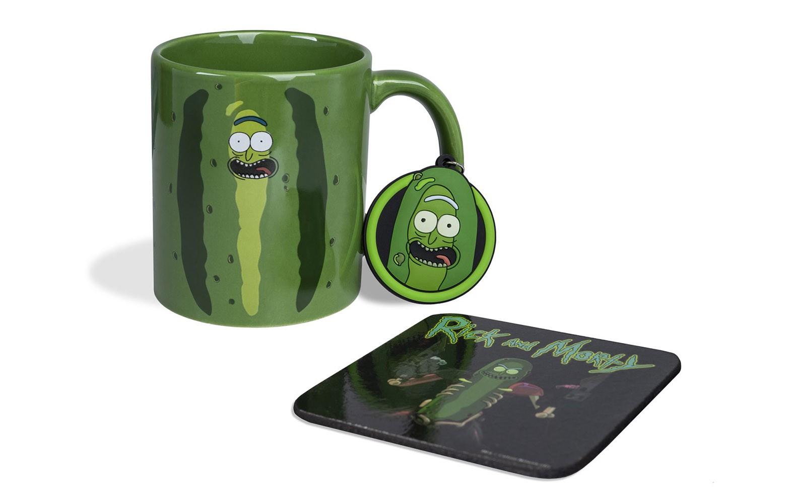 Rick and Morty (Pickle Rick) rinkinys
