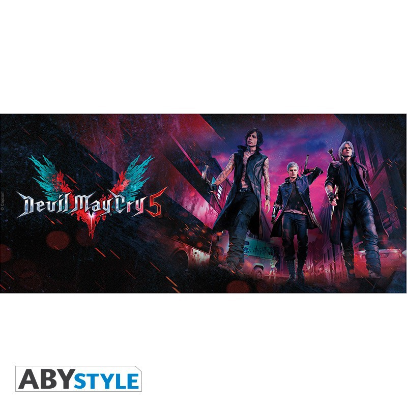 DEVIL MAY CRY 320 ml puodukas