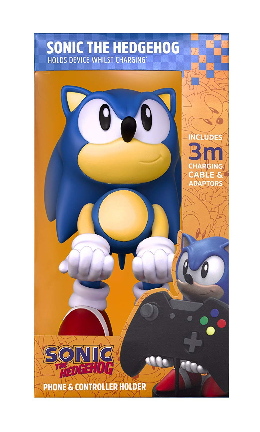 Sonic The Hedgehog Cable Guy stand
