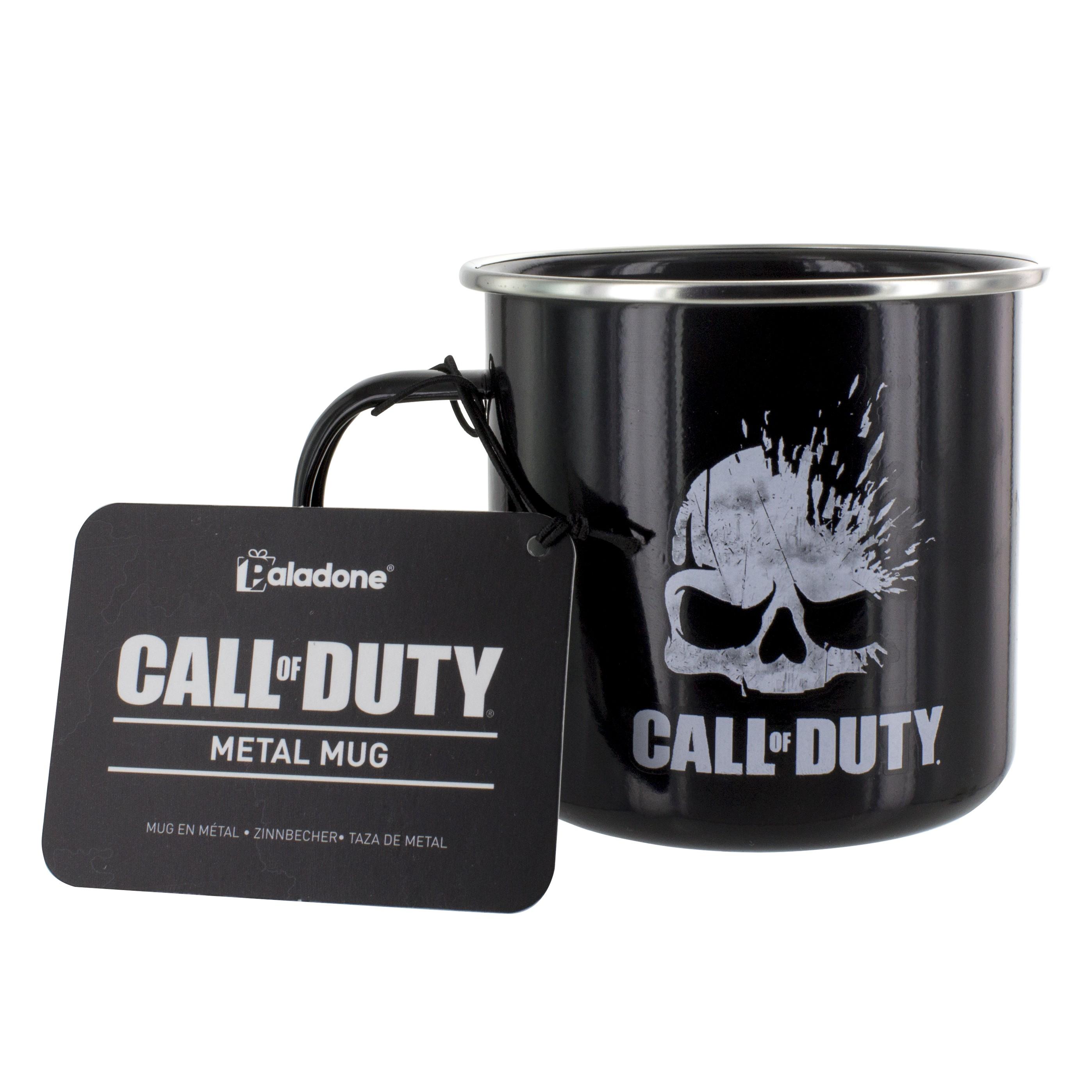 Call of Duty Tin Mug