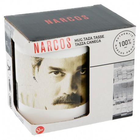 Narcos Pablo Escobar ceramic mug