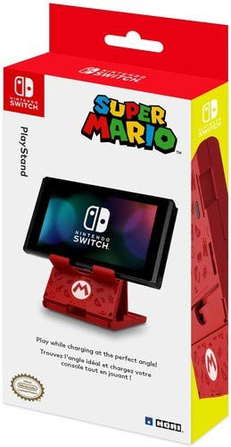 HORI Compact Stand - Mario Edition for Nintendo Switch